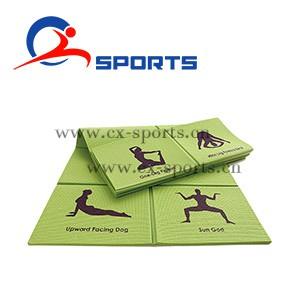 Folding-PVC-Yoga-Mat