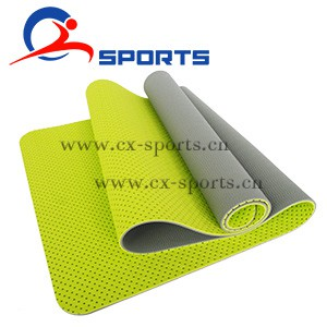 dual tpe mat with hole-thumbnail