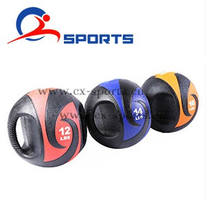 Rubber-Medicine-Ball-W-Two-Frictional-Handles-thumbnail
