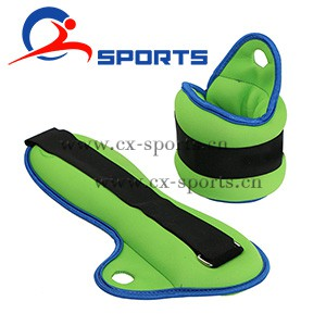 new design wrist weights with hole for thumb-thumbnail