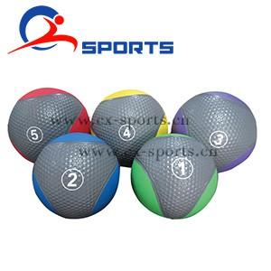 Fitness-Rubber-Weighted-Medicine-Ball-Thumbnail