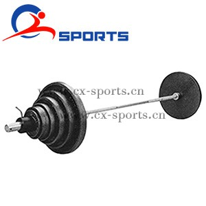 Weightlifting-Equipment-Olympic-Barbell-Set-CX-DBS2213-Thumbnail